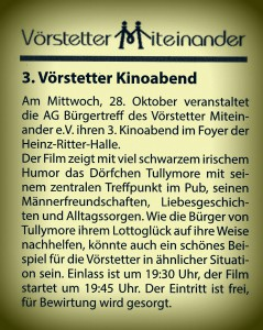 3. Vöstetter Kinoabend 20001